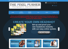 Thepixelpusher.biz thumbnail
