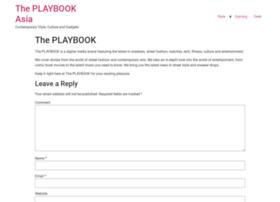 Theplaybook.asia thumbnail