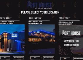 Theporthouse.ca thumbnail