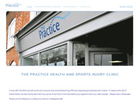 Thepractice-thame.co.uk thumbnail
