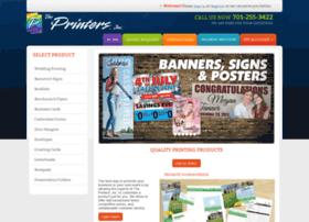 Theprinters.info thumbnail