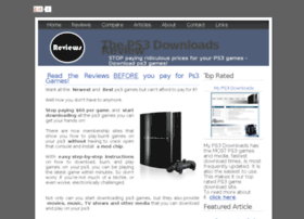 Theps3downloadsreview.com thumbnail