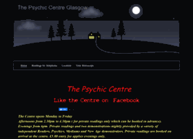 Thepsychiccentre.webs.com thumbnail