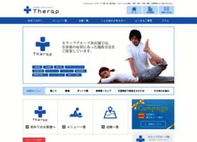 Therap.co.jp thumbnail