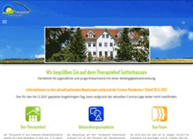 Therapie-hof.de thumbnail