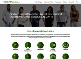 Therapist-directory.co.za thumbnail