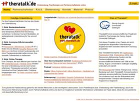 Theratalk.de thumbnail