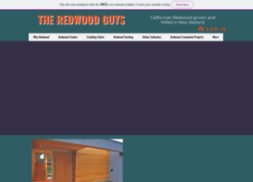 Theredwoodguys.co.nz thumbnail