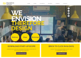 Thereforedesign.co.in thumbnail