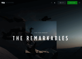 Theremarkables.co.nz thumbnail