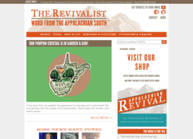 Therevivalist.info thumbnail