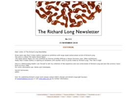 Therichardlongnewsletter.org thumbnail
