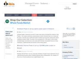 Thermalpower.industry-focus.net thumbnail