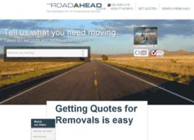 Theroadahead.co.uk thumbnail