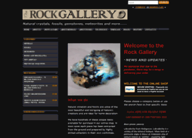 Therockgallery.co.uk thumbnail