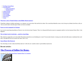 Theromejournal.org thumbnail
