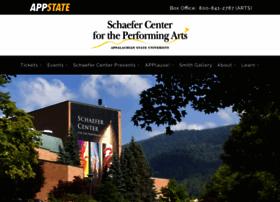 Theschaefercenter.org thumbnail