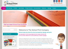 Theschoolprintcompany.co.uk thumbnail