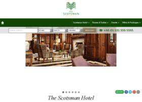 Thescotsmanhotel.co.uk thumbnail
