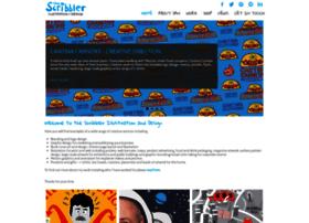 Thescribbler.co.uk thumbnail