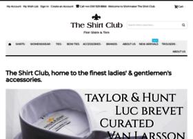 Theshirtclub.co.uk thumbnail