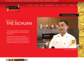 Thesichuan.co.uk thumbnail