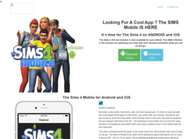 Sims 4 ios download