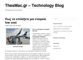 Thesmac.gr thumbnail