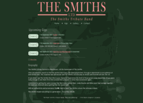Thesmithsltd.co.uk thumbnail