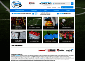 Thesoccerstore.co.uk thumbnail