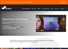 Thespace.org thumbnail
