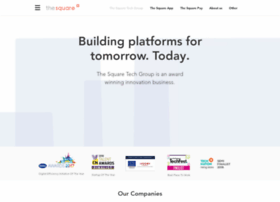 Thesquare.tech thumbnail