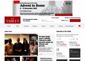 Thetablet.co.uk thumbnail
