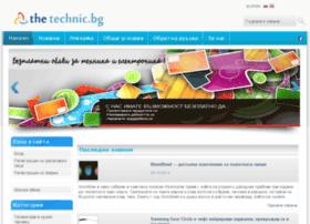 Thetechnic.bg thumbnail