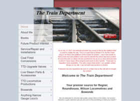 Thetraindepartment.com thumbnail