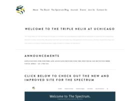 Thetriplehelix.uchicago.edu thumbnail