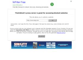 Free proxy server website appspot