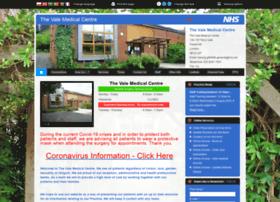 Thevalemedicalcentre.co.uk thumbnail