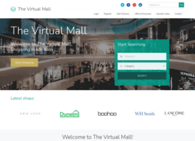 Thevirtualmall.co.uk thumbnail