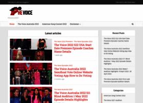 Thevoice-winner.com thumbnail