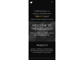 Thewatchguy.co.uk thumbnail
