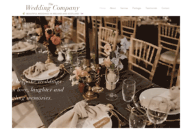 Theweddingcompany.ie thumbnail