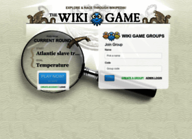 Thewikigame.com thumbnail