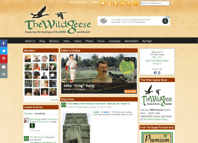 Thewildgeese.irish thumbnail