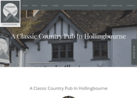 Thewindmillhollingbourne.co.uk thumbnail