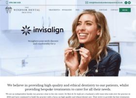 Thewindsordentalpractice.co.uk thumbnail