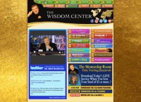 Thewisdomcenter.tv thumbnail