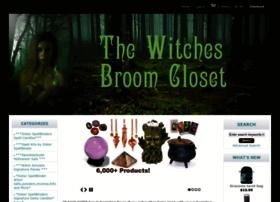 Thewitchesbroomclosetonline.com thumbnail