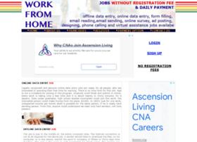 Theworkfromhome.org thumbnail