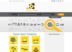 Theyellowpages.in thumbnail